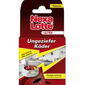 Nexa Lotte Ungezieferköder Ultra