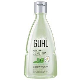 Guhl Shampoo Kopfhaut Sensitiv Weisser Tee & Wasserminze