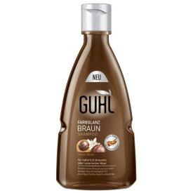 Guhl Shampoo Farbglanz Braun Walnuss Braun-Reflex