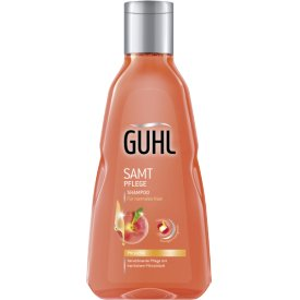 Guhl Shampoo Samt Pflege Pfirsichöl