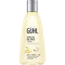 Guhl Shampoo Farbglanz Blond weiße Orchidee