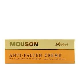 Mouson Anti-Falten Creme mit Hautglättungs-Komplex