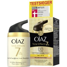 Olaz Total Effects BB Cream für hellere Hauttypen