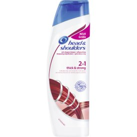 Head & Shoulders Shampoo Thick und Strong