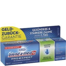 Blend-a-med Zahncreme Oral-B Pro Expert gesunde Frische