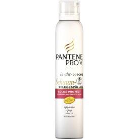 Pantene Schaum-Pflegespülung Color Protect für feines coloriertes Haar