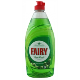 Fairy Handgeschirrspülmittel Apfel