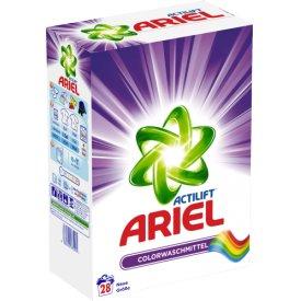 Ariel Waschpulver Color & Style