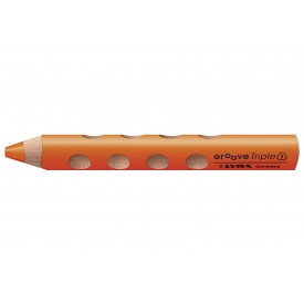 Lyra Farbstift Groove Triple 1 orange