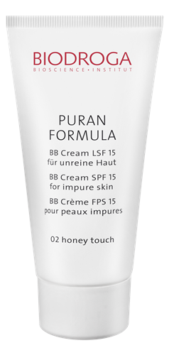 Biodroga Puran Formula BB Cream LSF 15 honey touch 02