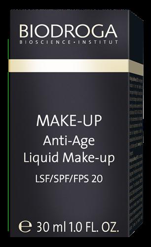 BiodrogaLiquid Make up Liquid Make up Silk Tan