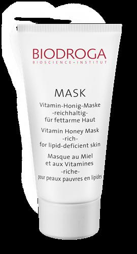 Biodroga Vitamin Honig Maske