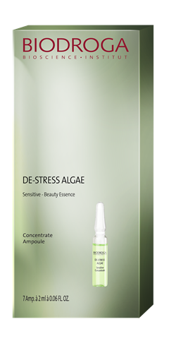 Biodroga  De- Stress Algae Sensitive Concentrat