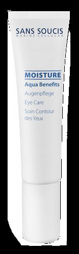 Sans SoucisMoisture Aqua Benefits Augenpflege
