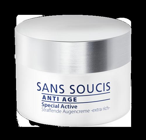 Sans Soucis&nbspAnti Age Special Active straffende Augenpflege -extra rich-