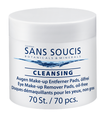 Sans Soucis&nbspCleansing  Eye Make up Remover Pads