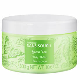 Sans Soucis Green Tea Body Butter