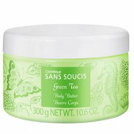 Sans Soucis Green Tea Body Butter