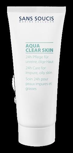 Sans SoucisAqua Clear Skin 24h Pflege für ölige Haut