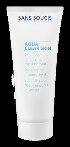 Sans SoucisAqua Clear Skin 24h Pflege für trockene Haut