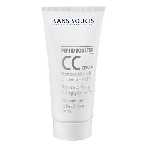 Sans Soucis&nbspCC Cream Hauttonkorrigierende Anti Age Pflege LSF 20 zu Rötungen neigende Haut