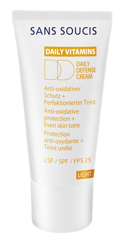 Sans Soucis&nbsp DD Daily Defense Cream light LSF 25