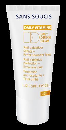 Sans Soucis&nbsp DD Daily Defense Cream light LSF 25