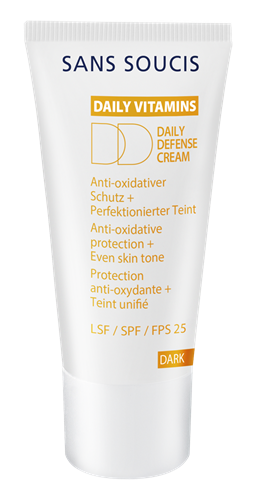 Sans Soucis&nbsp DD Daily Defense Cream dark LSF 25