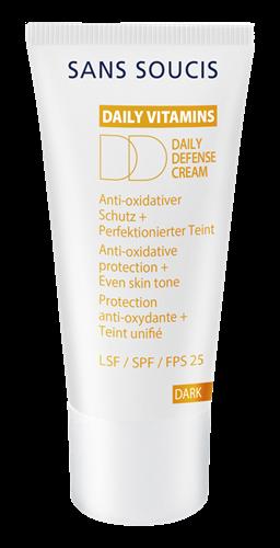 Sans Soucis&nbsp DD Daily Defense Cream dark LSF 25