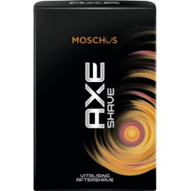 Axe After Shave Moschus