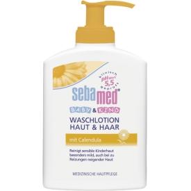 Sebamed Waschlotion Baby & Kind Calendula Haut & Haar