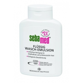 Sebamed Flüssig, Wasch-Emulsion