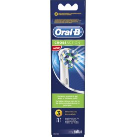 Oral-B Aufsteckbürsten Cross Action