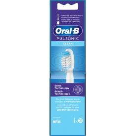 Oral-b By Braun ORAL-B Aufsteckbürste Pulsonic Clean 2er
