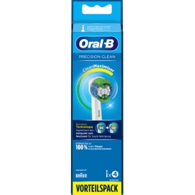 Oral-b By Braun ORAL-B Aufsteckbürste Precision Clean CleanMaximizer 4er
