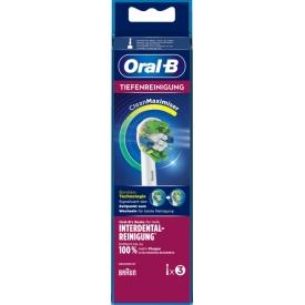 Oral-b By Braun ORAL-B Aufsteckbürste Tiefenreinigung CleanMaximizer 3er