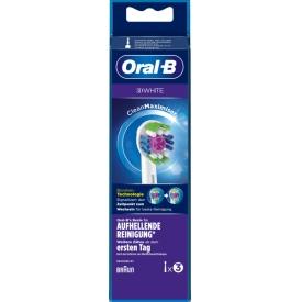 Oral-b By Braun ORAL-B Aufsteckbürste 3D White CleanMaximizer 3er