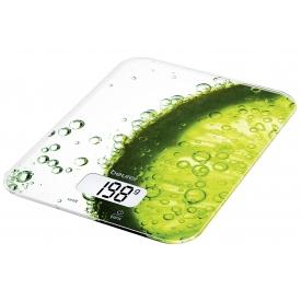 Beurer Küchenwaage KS 19 Fresh Digital,  Tragkraft 5kg