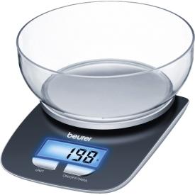 Beurer Küchenwaage KS 25 Digital,  Tragkraft 3kg