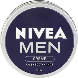 Nivea Men For Men Creme Face Body Hands