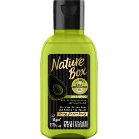 Nature Box Shampoo Avokado