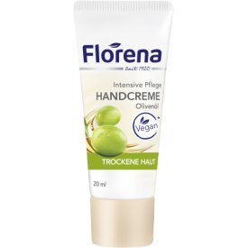 Florena Handcreme Bio-Olivenöl