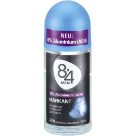 8x4 Deo Roll-On For Men Markant