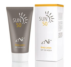 CNC Skincare Sun Body Lotion SPF 50