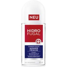 Hidrofugal Men Frisch & Stark, Erfrischender Duft