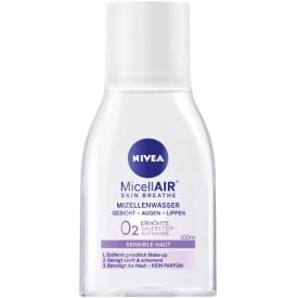 Nivea Mizellen-Reinigungswasser MicellAir Sensitiv Reisegröße