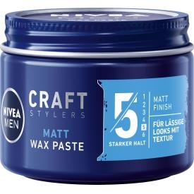 Nivea Men Styling Wax Craft Stylers Matte Paste