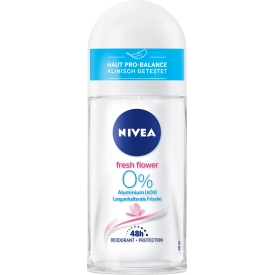 Nivea Deo Roll On Deodorant fresh flower