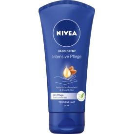 Nivea Handcreme intensive Pflege natürliches Mandelöl und Sheabutter