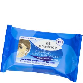 Essence Make-up remover wipes